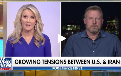 Mark 'Oz' Geist: Trump's decisive leadership would have saved my Benghazi team